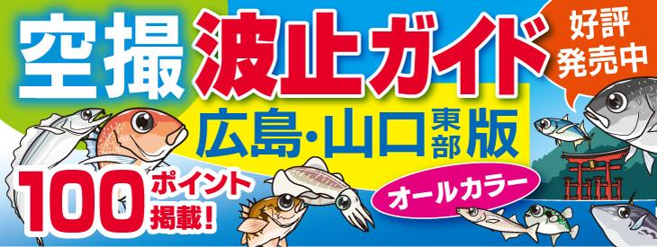 空撮 波止ガイド広島・山口東部版